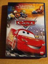 "DVD ""Cars"" Pixar"