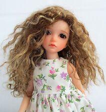 Monique Ellowyne Rose Wig 6/7 for Little Fee Lati Dollzone LARGE fits KID Auburn