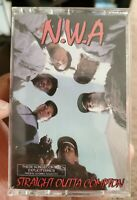 Original NWA Straight Outta Compton Cassette Tape NICE SHAPE