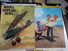 Model Airplane News, January-December 1956 - full 12 issue run- Nice condition