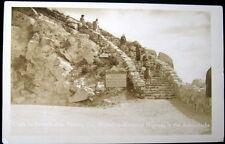 Whiteface Memorial Highway Summit New York ~ 1930's Rppc~Adirondacks~Rppc