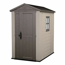 6x4' Size Toolshed Garden Sheds
