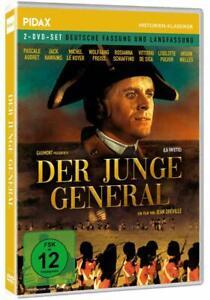 * DER JUNGE GENERAL - La Fayette - *  -2 Disc - Set -  * DVD *  * NEU + OVP *