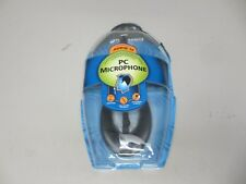 2x Plantronics Audio 10 PC microphone X box Skype Google talk noise canceling