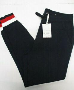 Tommy Hilfiger Heritage Contrast Stripe Joggers Ladies SIZE M (UK 12) REF CN742*