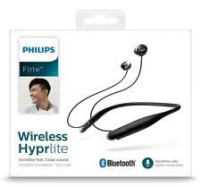Philips SHB4205 Flite Wireless Hyprlite Bluetooth Headphones/Earphones Black