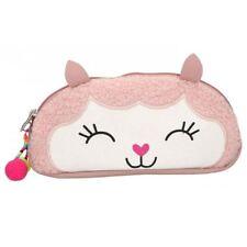 TOPModel Alpaca Cosmetic Bag Mauve Pink