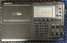 Radio Shack DX-392 Digital-Tuning AM/FM/SSB Shortwave Radio / Recorder - Works