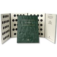 Blank Coin Folder for US Nickels LCFN Archival Quality Gift Album by Littleton