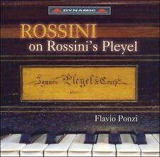 Rossini on Rossini's Pleyel, New Music