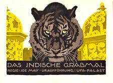 2 DVD SET: THE INDIAN TOMB - PARTS I & II (1921)