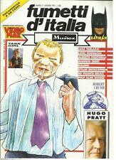 FUMETTI D'ITALIA 17 MUNOZ E HUGO PRATT
