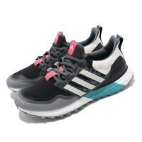 adidas UltraBOOST All Terrain Black Grey White Pink Men Running Shoes FV2520
