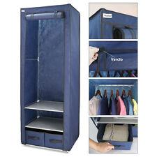 Kleiderschrank Extra Großer Eintüriger Stoff Falt Schrank Wohnzimmer GarderobeDE