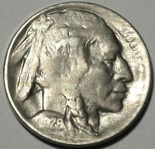 "1926-D BUFFALO NICKEL UNCIRCULATED ""WEAK STRIKE"" denver minted"