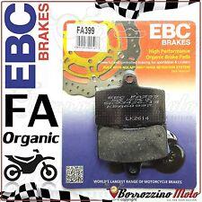 PASTIGLIE FRENO ANTERIORE EBC ORGANIC FA399 APRILIA RS4 50 2013 2014 2015 2016