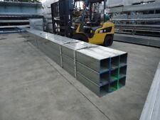 STEEL RHS GAL BOX SECTION 100X100X3.0MM (NEW) 8.0 MTR LENGTHS