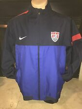 Nike Team USA National Sideline Soccer Jacket  RARE Mens Sz (2XL)