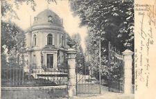 CPA SUISSE MUSEUM SCHWAB BIEL  (dos non divisé)