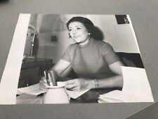 MÉNIE GRÉGOIRE   - PHOTO DE PRESSE ORIGINALE 21x27cm