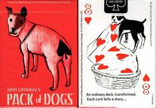 Pack of Dogs Playing Cards Poker Size Deck USPCC Custom Limited Edition Sealed