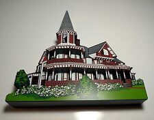 Vintage Shelia's Collectibles Lowenstein-Henkle House & White House card