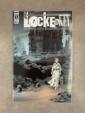 Locke and Key In Pale Battalions Go #1 1:10 RI-A Rodriguez Variant IDW 2020