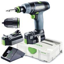 Avvitatore a Batteria TXS 2 6 AH Festool 564509 con 3 Batterie