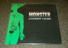 ANDREW LILES-MIRACULOUS MECHANICAL MONSTER-2010 GREEN VINYL LP-CURRENT93/NWW-NEW