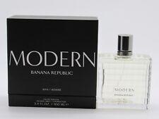 Banana Republic MODERN 3.4 3.3 oz 100 ml Men Cologne EDT Spray Brand New In Box