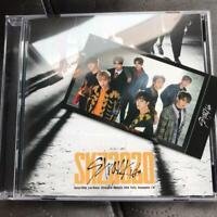 STRAY KIDS stray kids SKZ2020 CD + photocard photo card