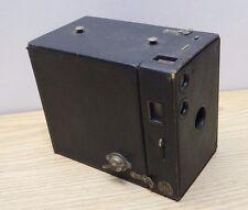 Vintage Kodak No 2A Brownie Model B Box Camera 1909 no strap decor