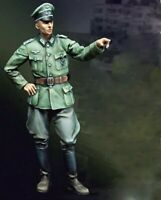1/35 Resin WWII German Officer Unassembled Unpainted BL666