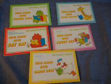 The Phonics Factory Build Reading Skill with Phonics 1987 5 books