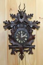 Large Antique American Cuckoo Clock Co. Cuckoo Clock ~ Circa Early 1900's ~