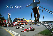 Italian Grand Prix Start 1970 Photograph