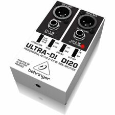 Behringer - DI20 Ultra-DI active DI-Box