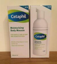 Cetaphil Moisturising Body Mousse 100ml x2 FREEPOST