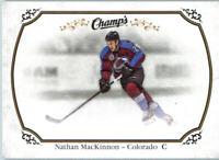 2015-16 Upper Deck Champ's Hockey #76 Nathan MacKinnon Colorado Avalanche