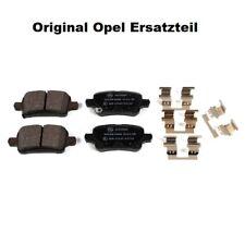 EBC Blackstuff Bremsbeläge Hinterachse DPX2268 für Opel Astra K