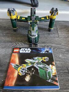 Lego Star Wars 7930 Bounty hunter Assault gunship.