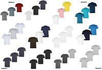 Lot de trois tee-shirt  Homme de marque Donnay 10 coloris au choix du XS au 4XL