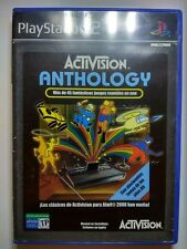 Activision Anthology Pal Esp Completo Nuevo Ps2 Playstation