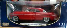 Motor Max 1955 Chrysler C300 1:18 Die Cast