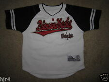 Arizona Diamondbacks MLB Baseball White True Fan Toddler 2T Jersey