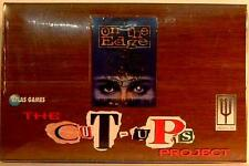 On the Edge The Cut-ups Project Booster Box Trident New Factory Sealed 1995