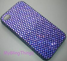 HELIOTROPE Crystal Rhinestone Back Case for iPhone 5 made w/ Swarovski Elements