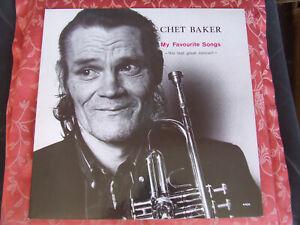 Chet Baker - My Favourite Songs, Enja, D, NM- / NM-