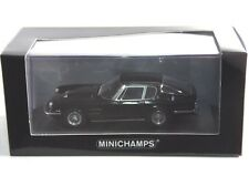 Maserati Mistral Coupe (black) 1963