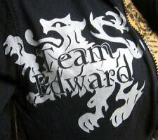 TWILIGHT small reversible hoodie Team Edward vampire New Moon hooded sweatshirt